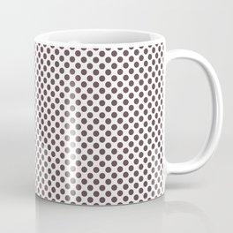 Huckleberry Polka Dots Coffee Mug