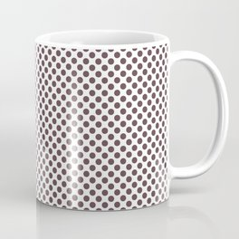 Huckleberry Polka Dots Coffee Mug