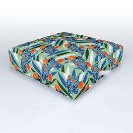 Kitten Gentelman Outdoor Floor Cushion