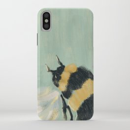 Little Busy Bee iPhone Case