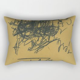 crossing 25 Rectangular Pillow