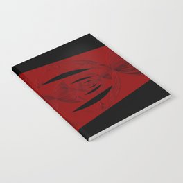 Red Black Notebook
