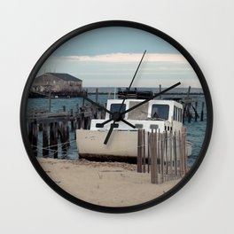Provincetown (2 of 16) Wall Clock