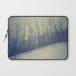 Winter scape #1 Laptop Sleeve