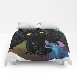 Two of a Kind Comforters