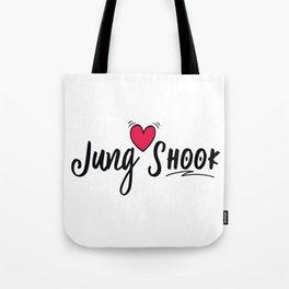 JungSHOOK Tote Bag