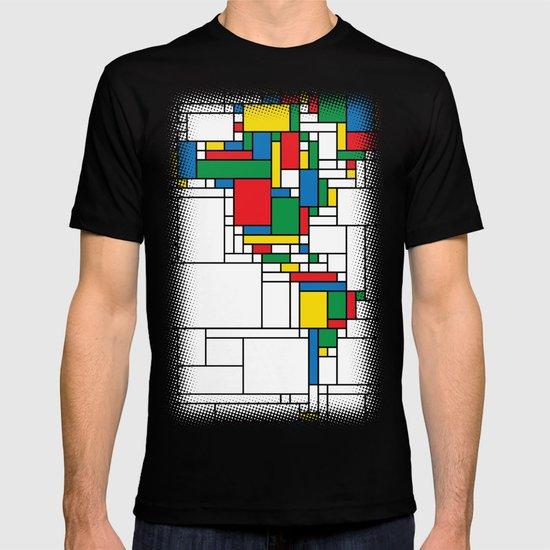 World Map - Modern T-shirt