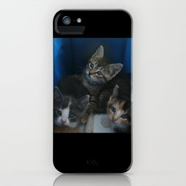 1, 2 & 3 of 8 DPG150830a iPhone Case