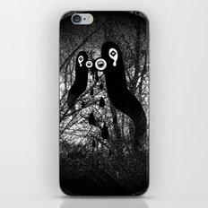 1000 days in the woods II iPhone & iPod Skin