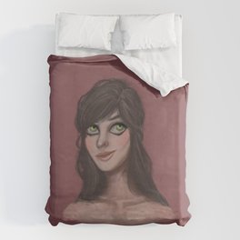 Nina Zenik Duvet Cover