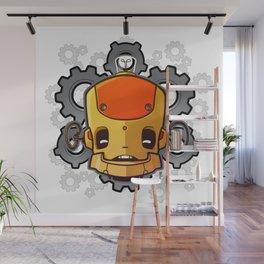 Brass Munki - Bot015 Wall Mural