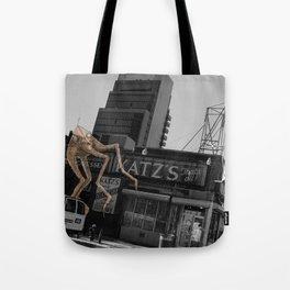 Unseen Monsters of New York - Ucopia Popinjay Tote Bag