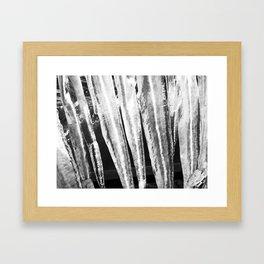 Beautiful but Dangerous Framed Art Print