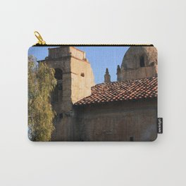 Carmel Mission Basilica Carry-All Pouch