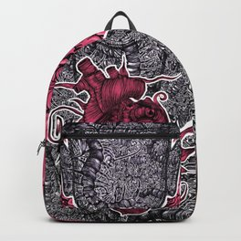 Third Son of Man Backpack