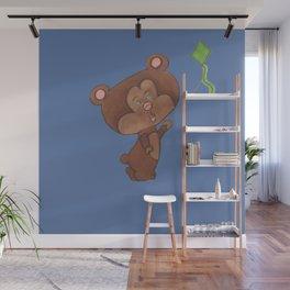 baby bear Wall Mural