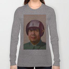 Helmet Mao Long Sleeve T-shirt