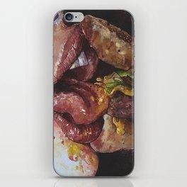 #Foodporn - Burger Shift iPhone Skin