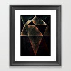 hym Framed Art Print