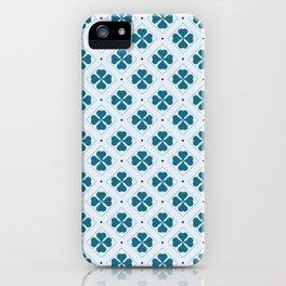 Royal Clover - Sky iPhone Case