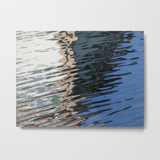 Water surface (5) Metal Print