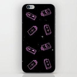 Galactic USB pattern iPhone Skin