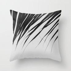 Silent Wind Throw Pillow