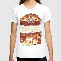 monty python T-shirts featuring Attack on Python by Dave Collinson
