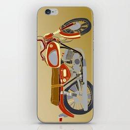 Vintage Motorcycle Gems II iPhone Skin