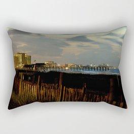 Almost Morning Rectangular Pillow