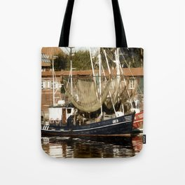Trawler - Greetsiel Tote Bag