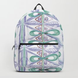 Loops all over Backpack