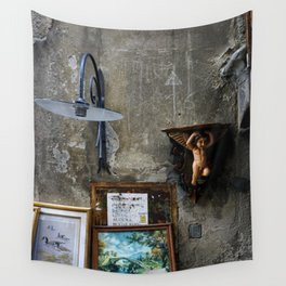 In The Corner - Lucca Wall Tapestry