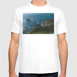 Big Sur California X T-shirt
