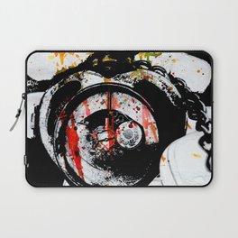 Love Defeated Laptop Sleeve
