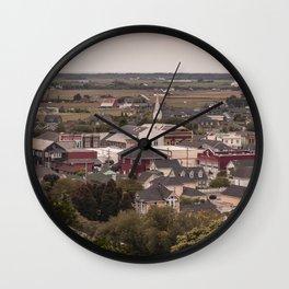 Ferndale Wall Clock