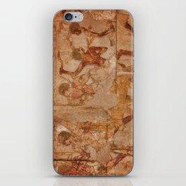 Ancient Egyptian Art iPhone Skin