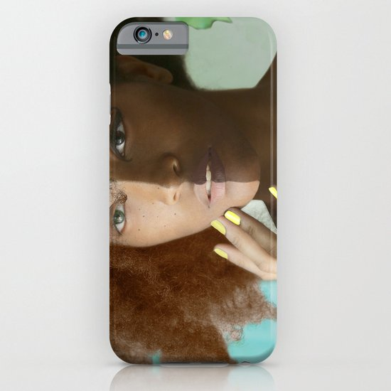 Don't Tell Her She's Pretty For A Darkskin Girl  iPhone & iPod Case