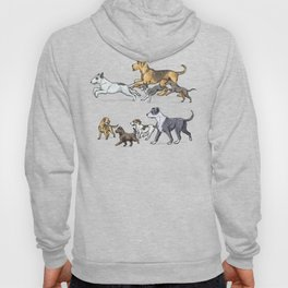 Trotting Terriers Hoody
