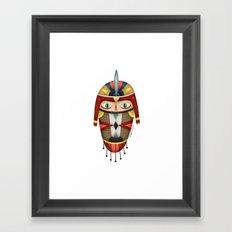 Panzi Reloaded Framed Art Print