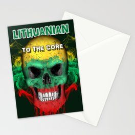 To The Core Collection: Lithuania Stationery Cards