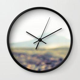 Landscapes 1 Wall Clock