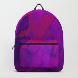 Pink Purple Backpack