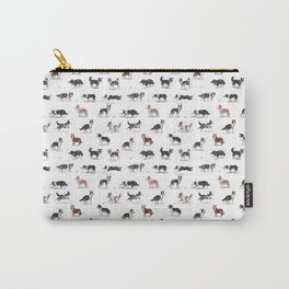 The Border Collie Carry-All Pouch