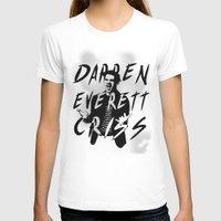 darren criss T-shirts featuring Darren Criss by kltj11