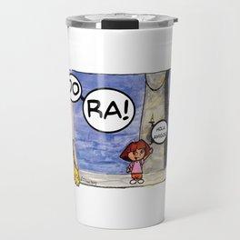 Dorakiin Travel Mug