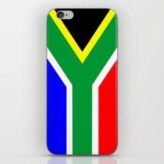 south africa country flag iPhone & iPod Skin