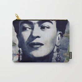 Frida the one Carry-All Pouch