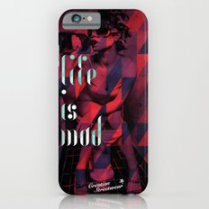 Life is Mad iPhone 6s Slim Case