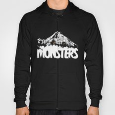Monsters ( The Living Mountain ) Hoody